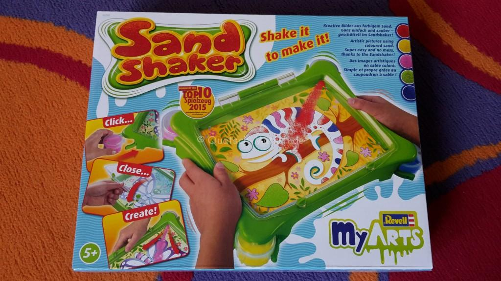 SandShaker von MyArts Revell