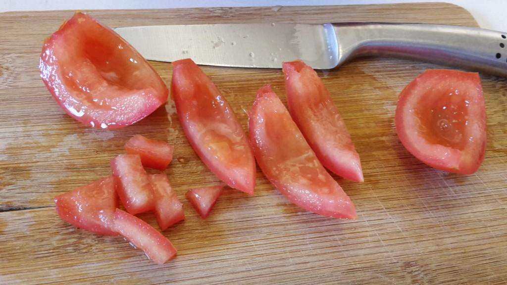 tomaten kochen entkernen