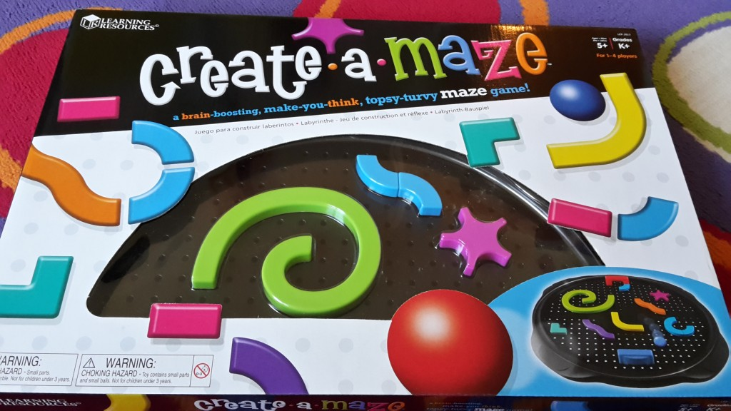 create a maze