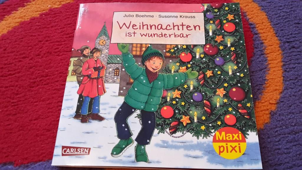 weihnachten ist wunderbar