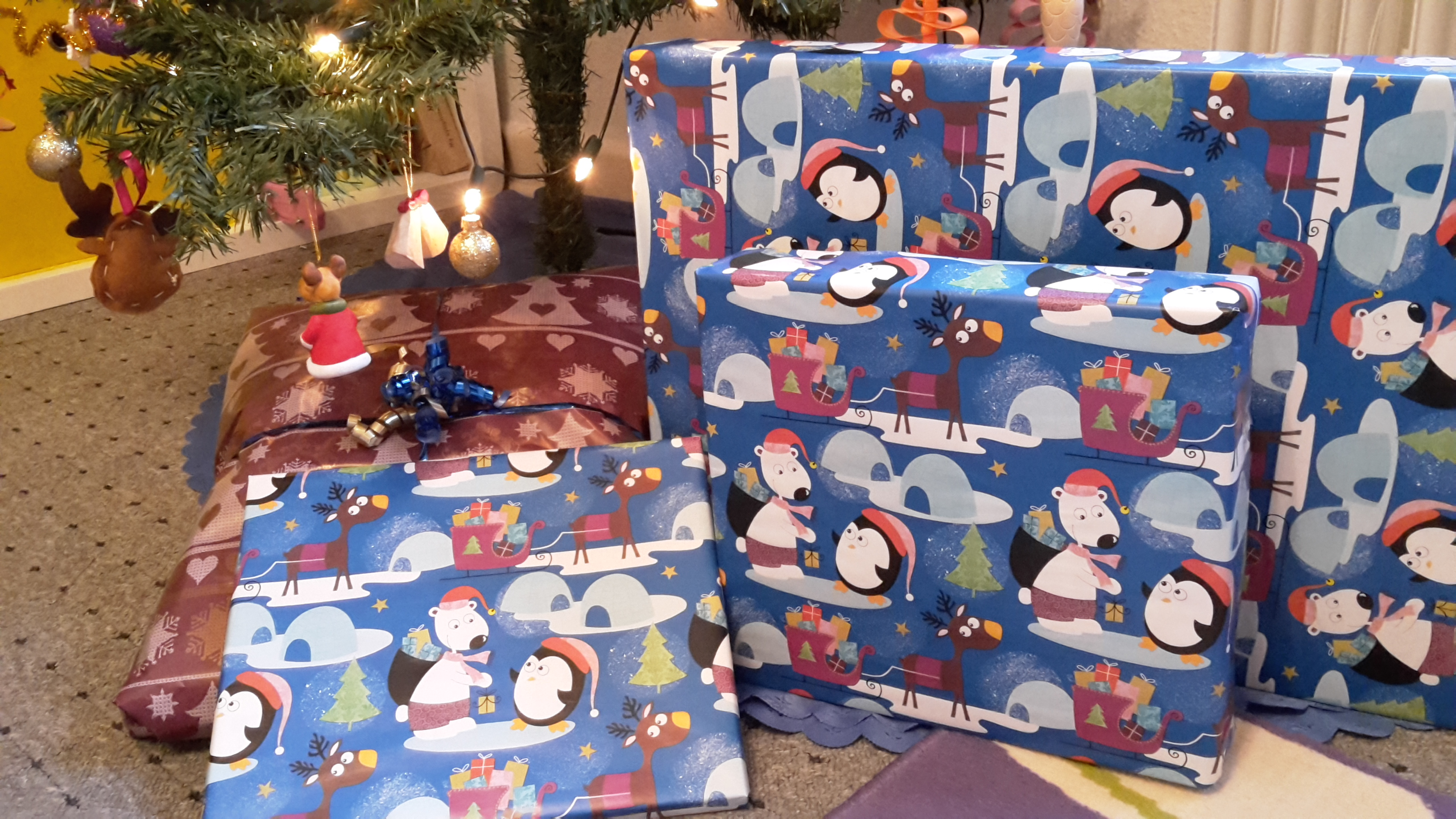 Was gibt es zu Weihnachten ……