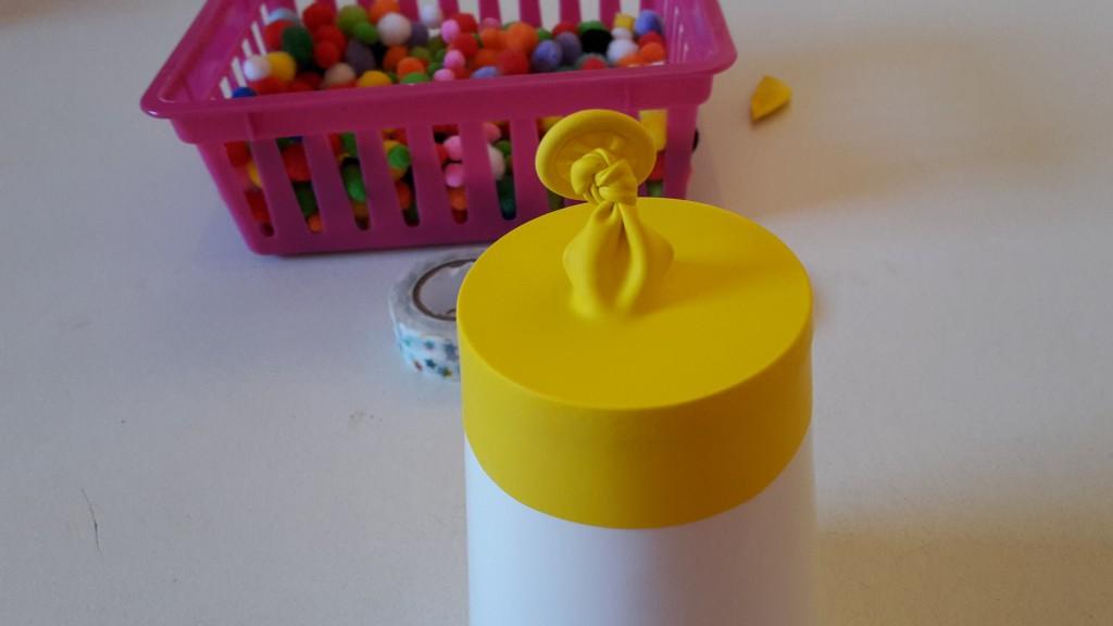 konfetti kanone selber machen silvester