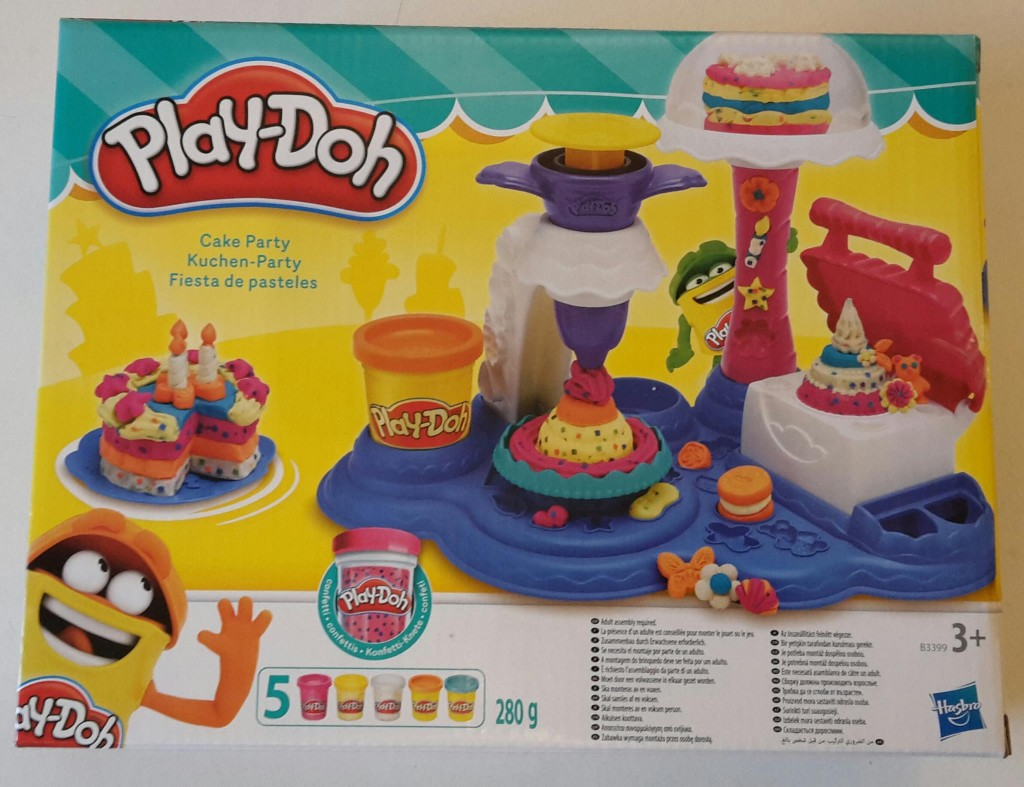 play-doh-kuchen-party