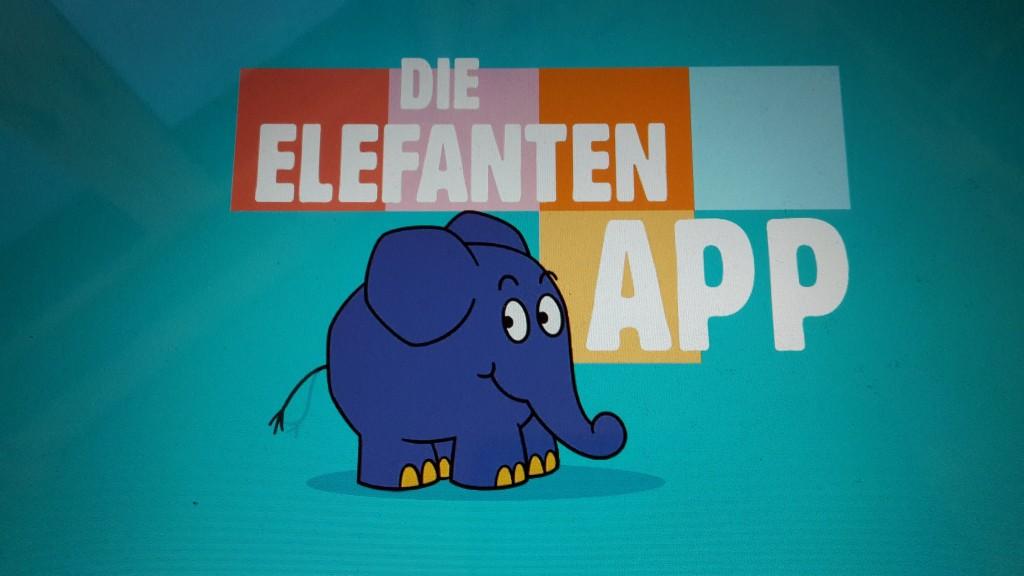 Elefanten App Kika