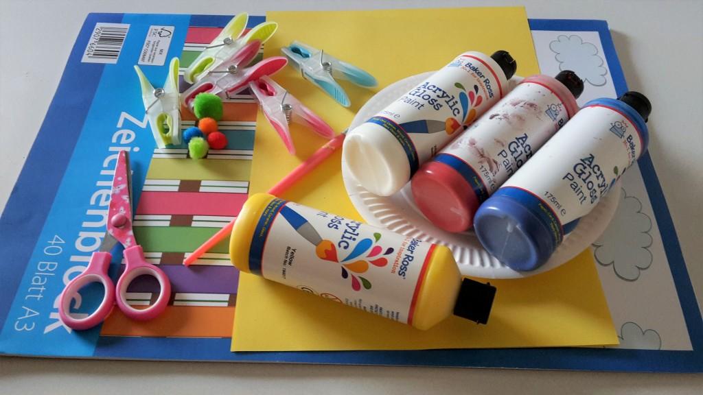 familienblog kunst mit kindern
