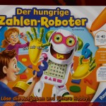 Der hungrige Zahlen-Roboter von Ravensburger tiptoi®