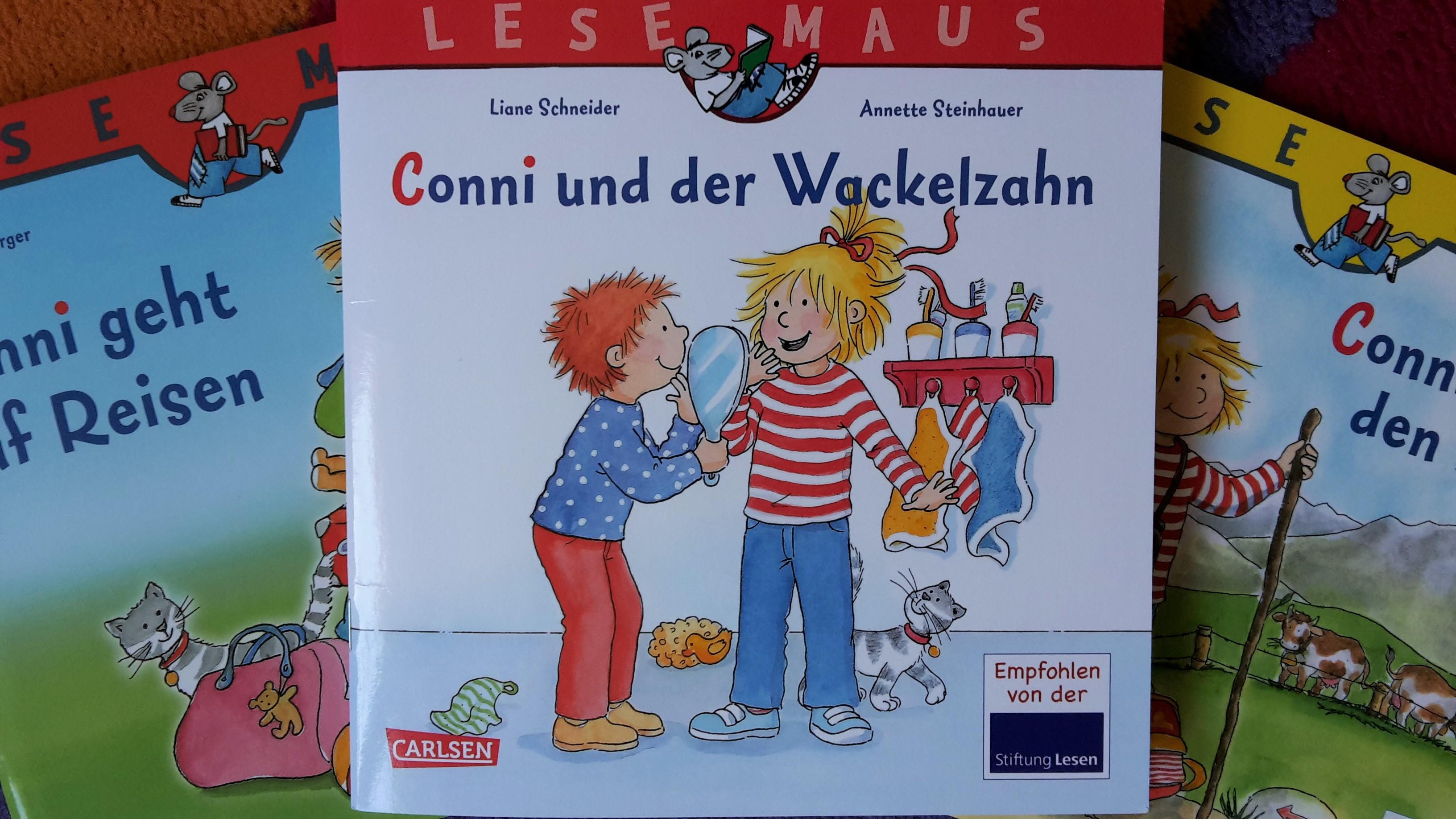 Conni und der Wackelzahn