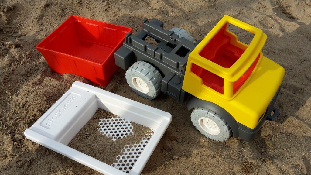 Laster sandspielzeug