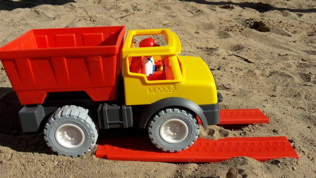 playmobil sand laster