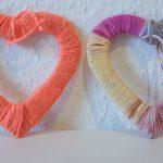 Liebe zu verschenken – Basteln mit Kinder