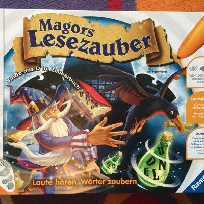 Magors Lesezauber – TipToi von Ravensburger