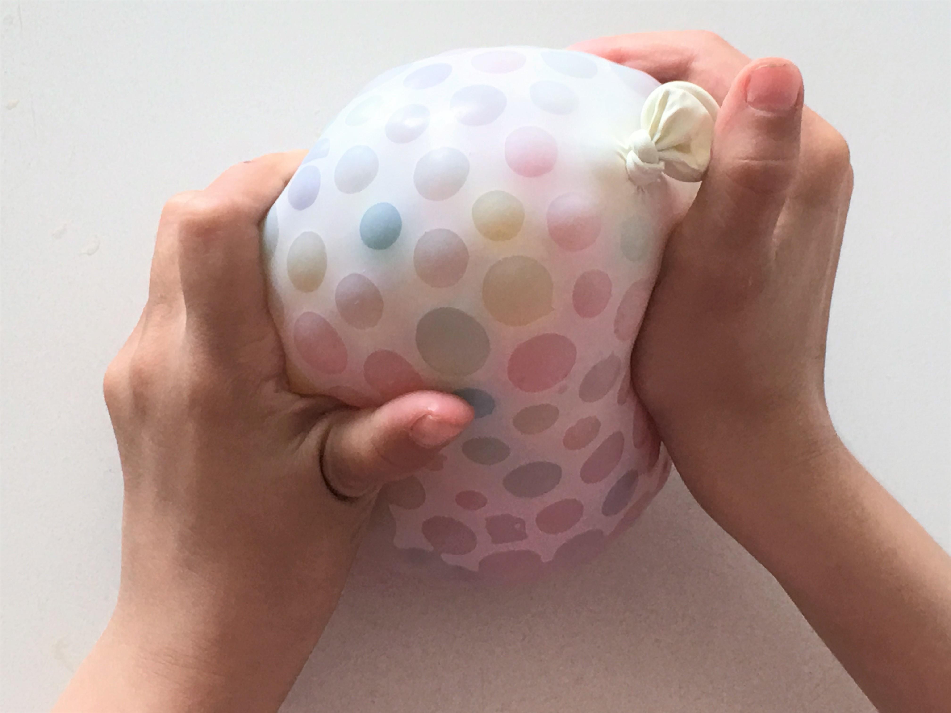 Anti Stress Ball Sensorischer Ball Der Familienblog Fur Kreative