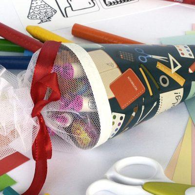 Schulstart Part II – Was kommt in die Schultüte