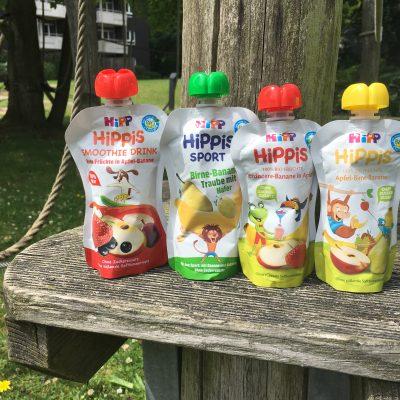 HiPP HiPPiS – Quetschies für Unterwegs und zu Hause