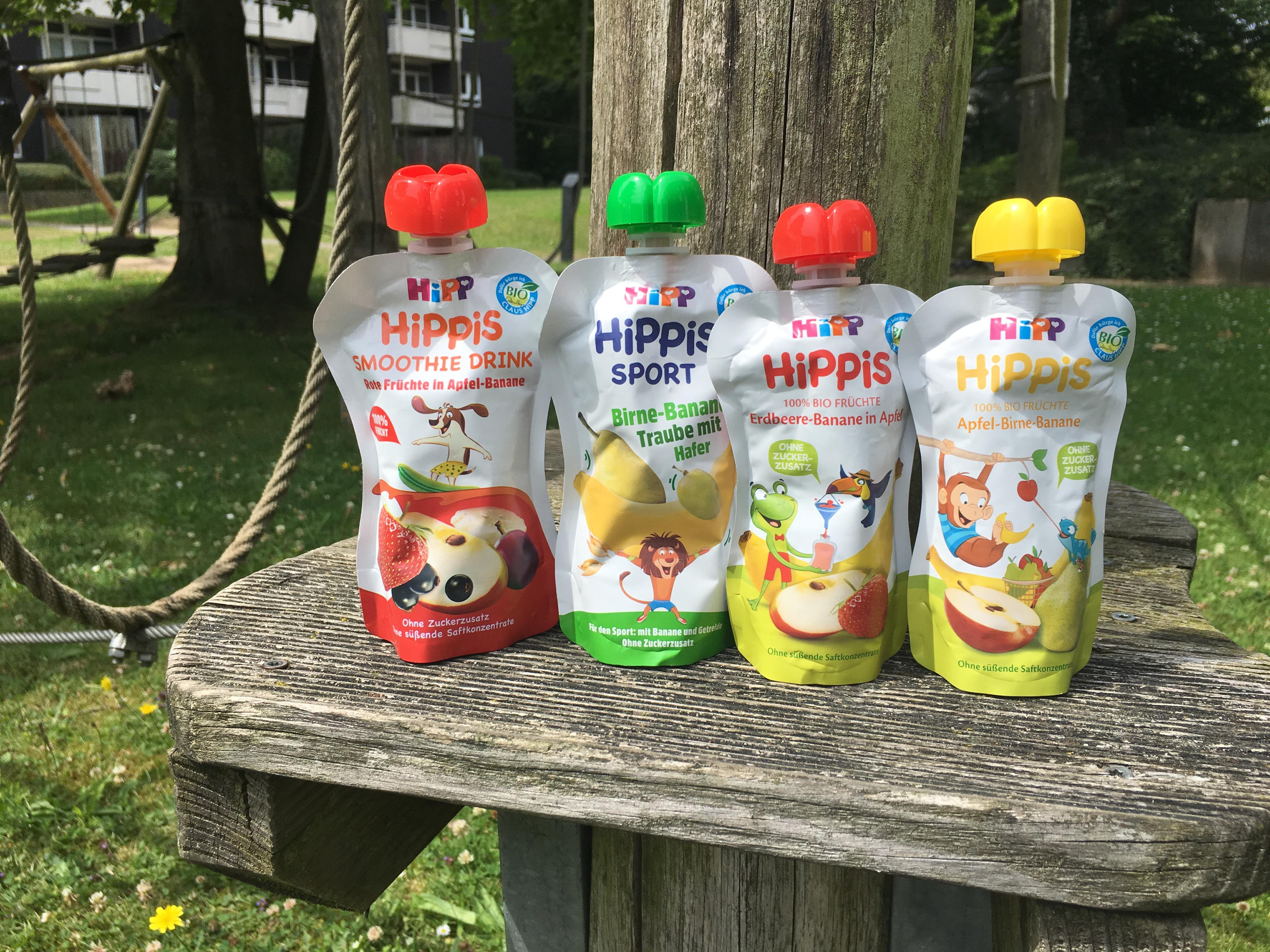 Hipp hippis smoothie sport