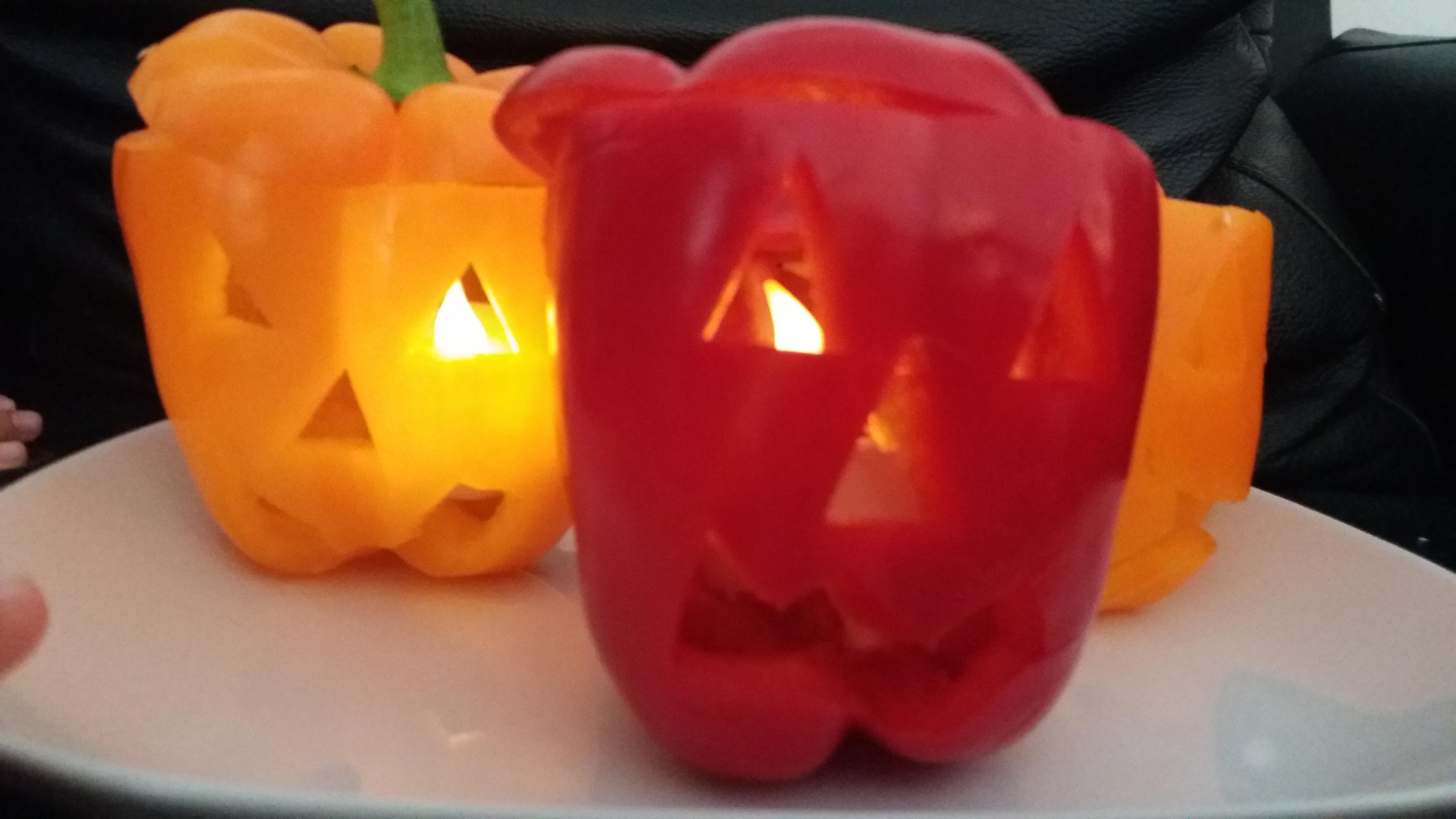 halloween essen kinder gesund kürbis
