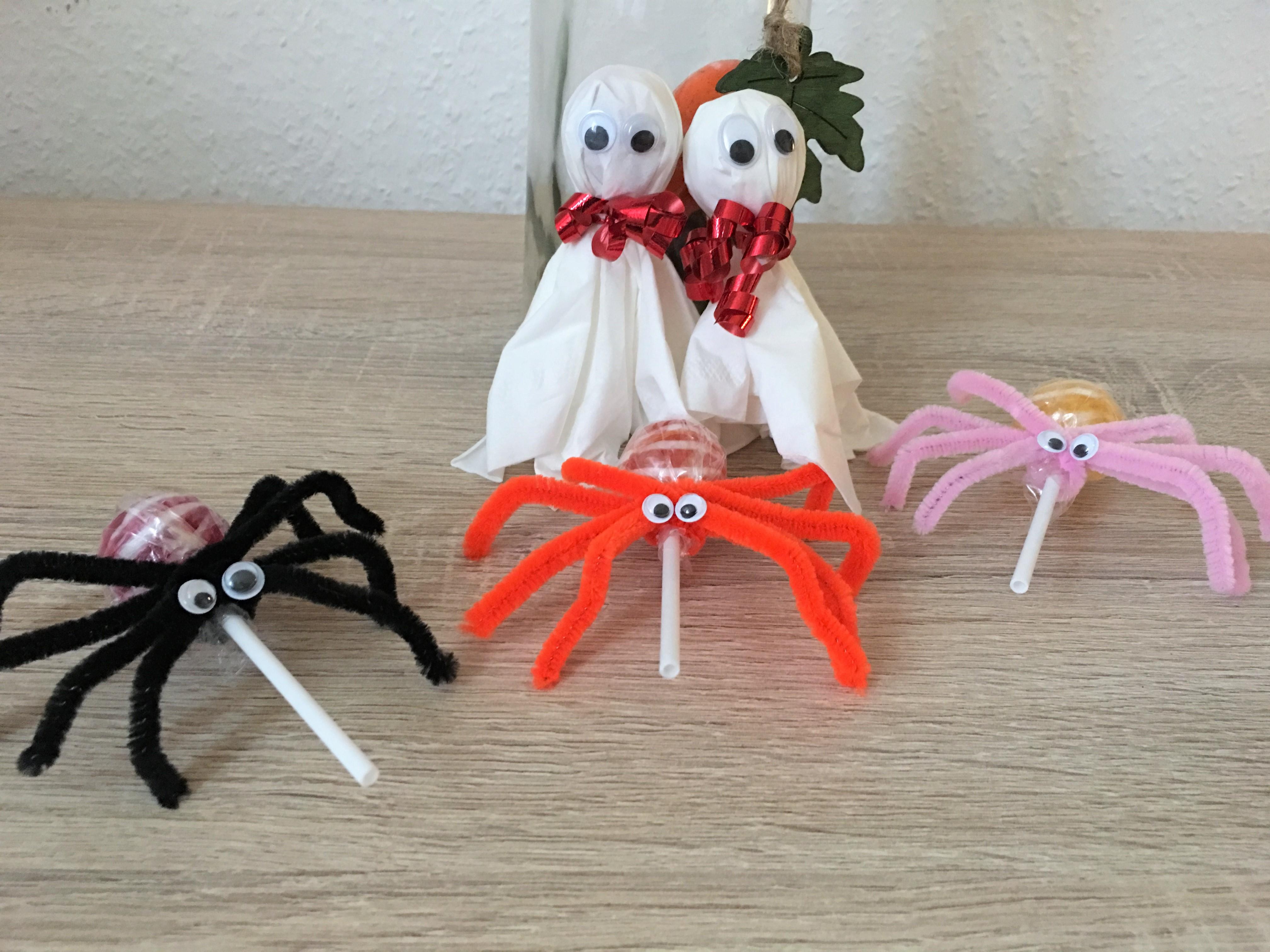 Mumien Dosen für Halloween | Der Familienblog für kreative Eltern