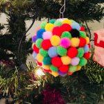 Weihnachtsbaumkugeln mal anders – Basteln für den Weihnachstbaum