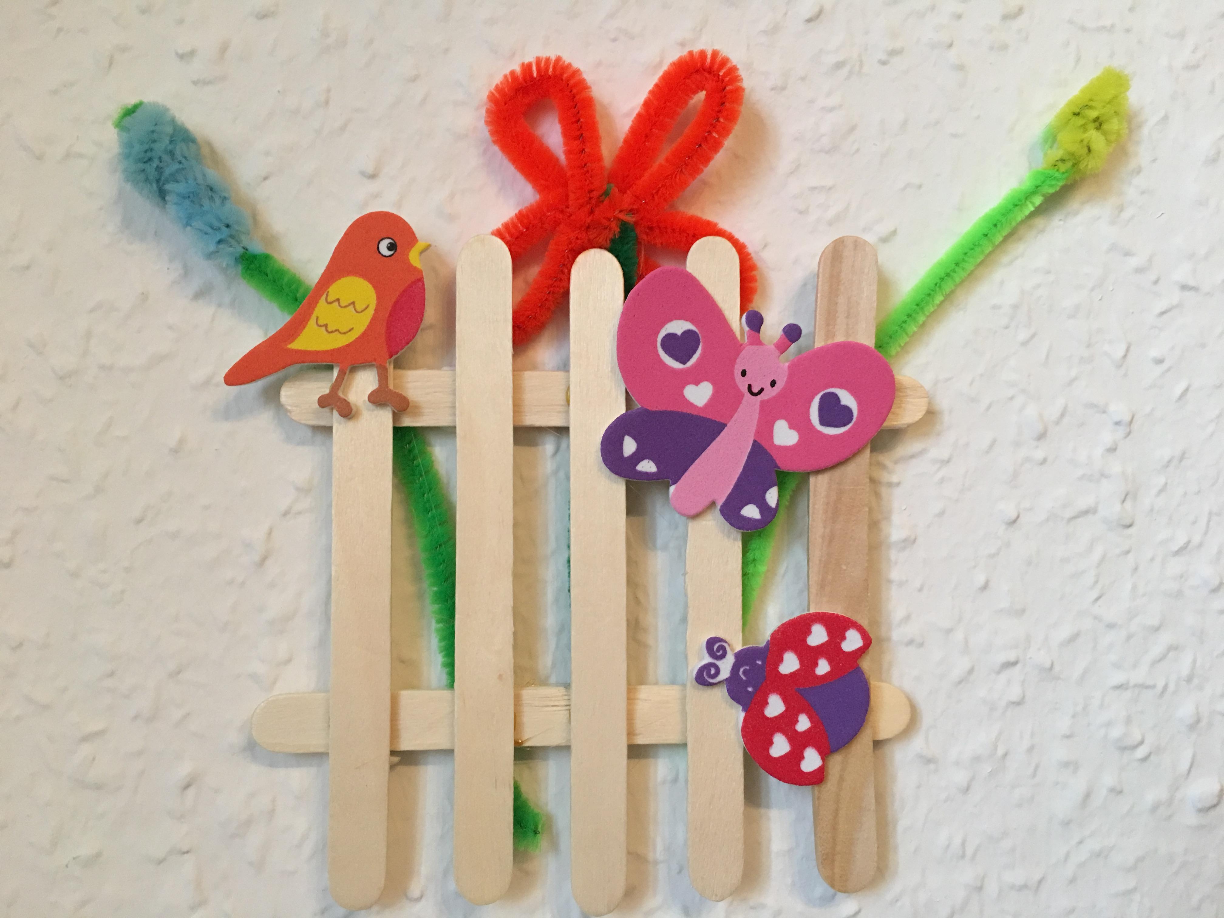 fr hlingsgarten f r zu hause basteln mit kindern der familienblog f r kreative eltern. Black Bedroom Furniture Sets. Home Design Ideas