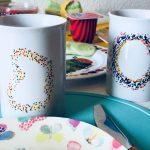 Ein schön gedeckter Tisch – Osterdeko basteln