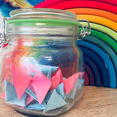 Ferien im Glas – Feriengestaltung für wenig Geld