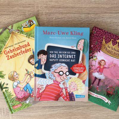 Neuigkeiten für Bücherwürmer – Neuer Input vom Carlsen Verlag