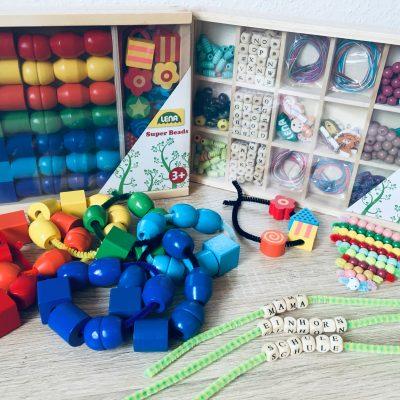 4 Montessori Übungen zum nachmachen – Montessori mit LENA Spielezeug