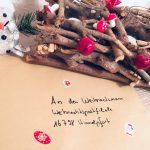 Adressen für die Wunschzettel – Christkind und Weihnachtsmann