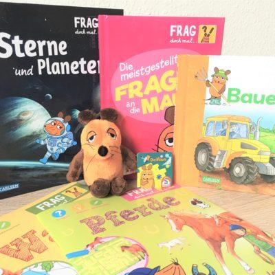 Neues von der Maus aus dem Carlsen Verlag – Frag doch mal die Maus ?!
