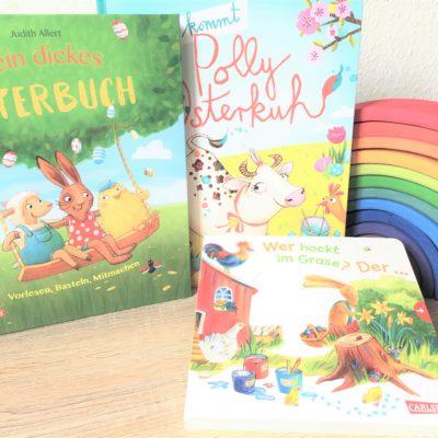 Meine Top 3 Osterbücher aus dem Carlsen Verlag