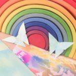 Papier färben – Eine einfache Methode