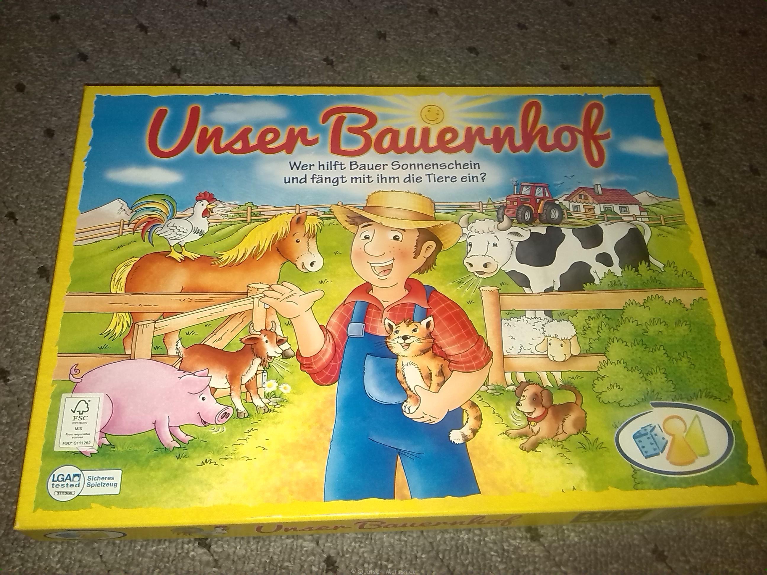 Unser Bauernhof Spiel