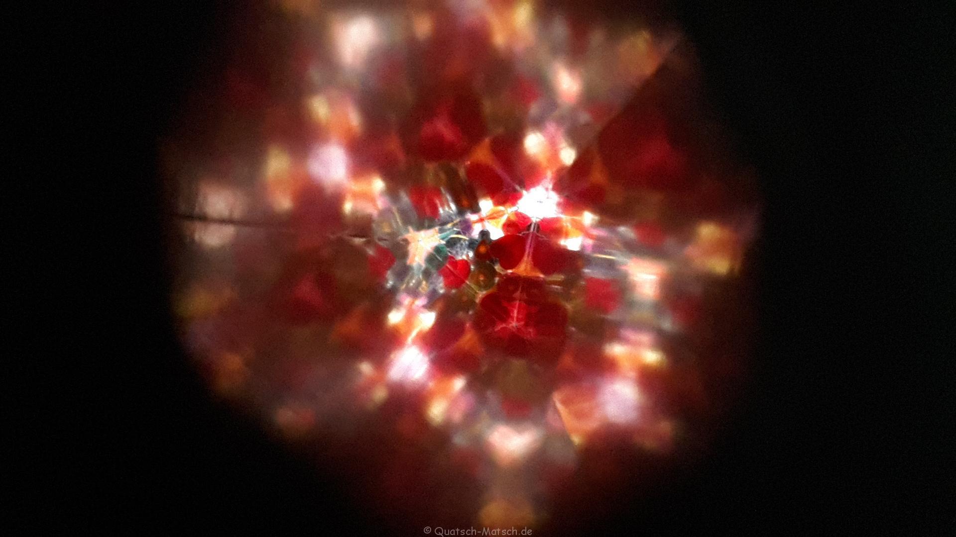 Cooles Kaleidoskop selber machen, schnell und einfach