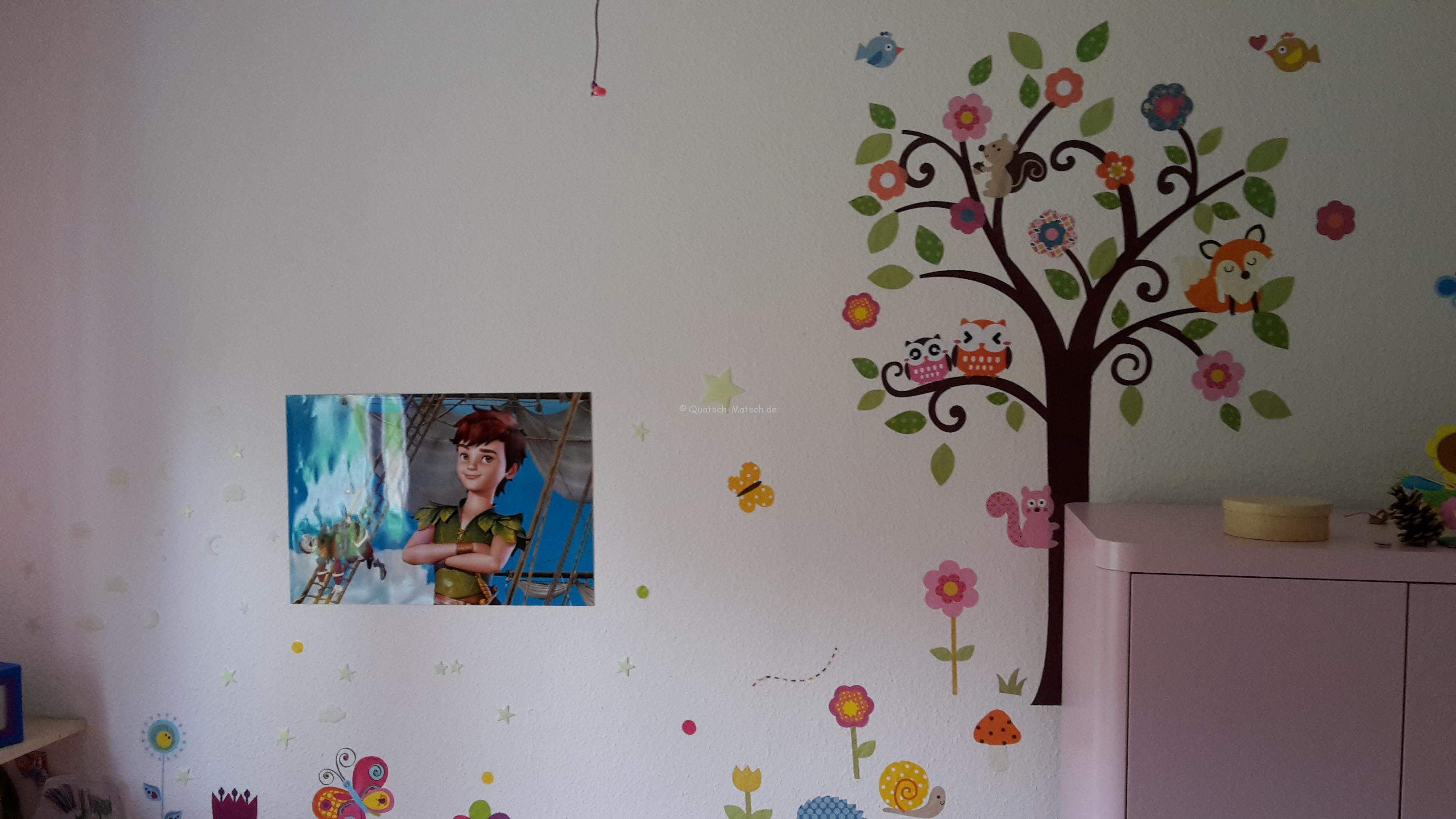 Das neue Zimmer ist fertig :-)