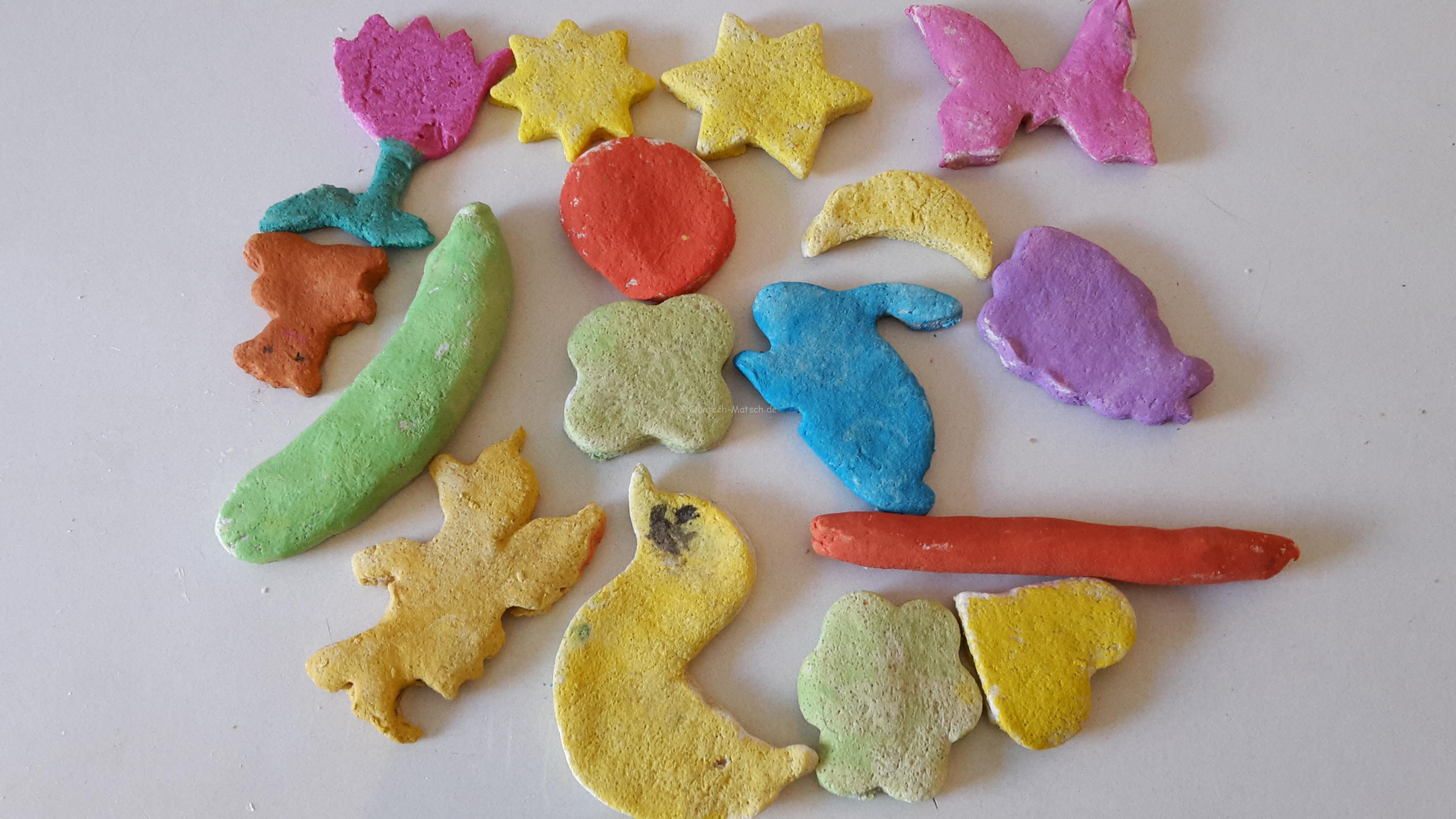 Hervorragend Einfaches Salzteig Rezept - DIY | Der Familienblog für kreative Eltern RO48