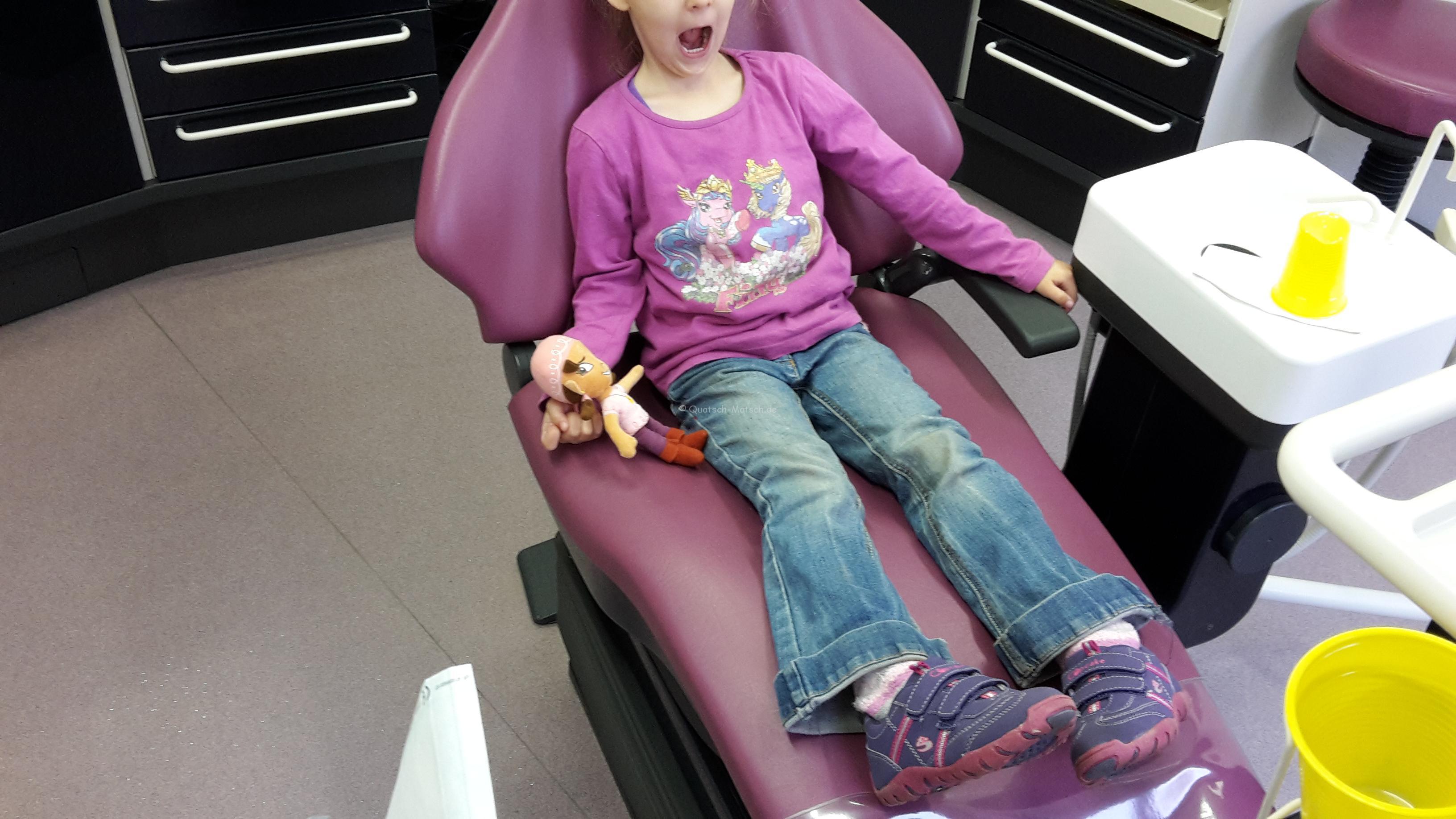 Zahnpflege bei Kinder ist wichtig
