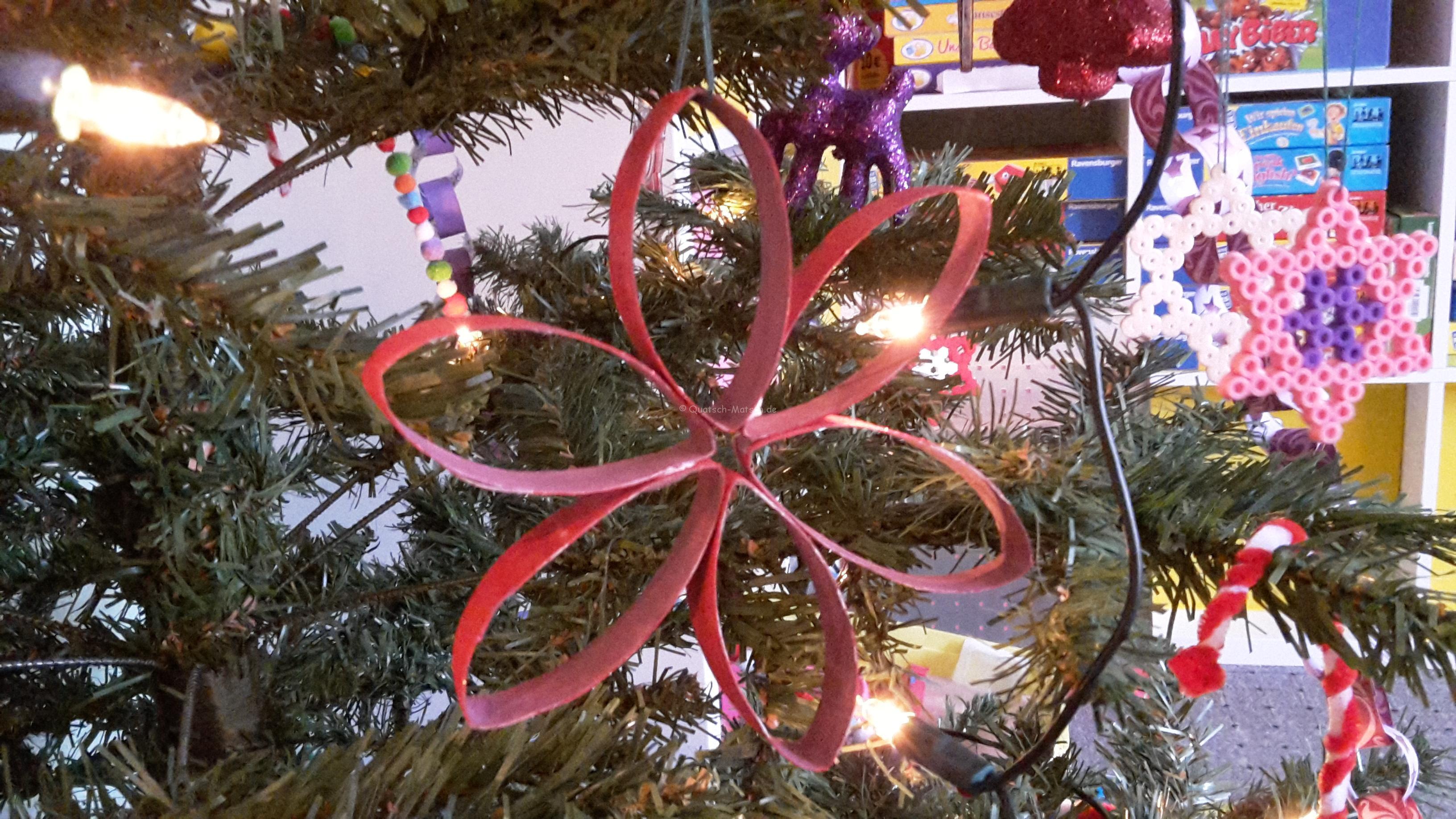 Schmuck für den Weihnachtsbaum Teil IV – Upcycling