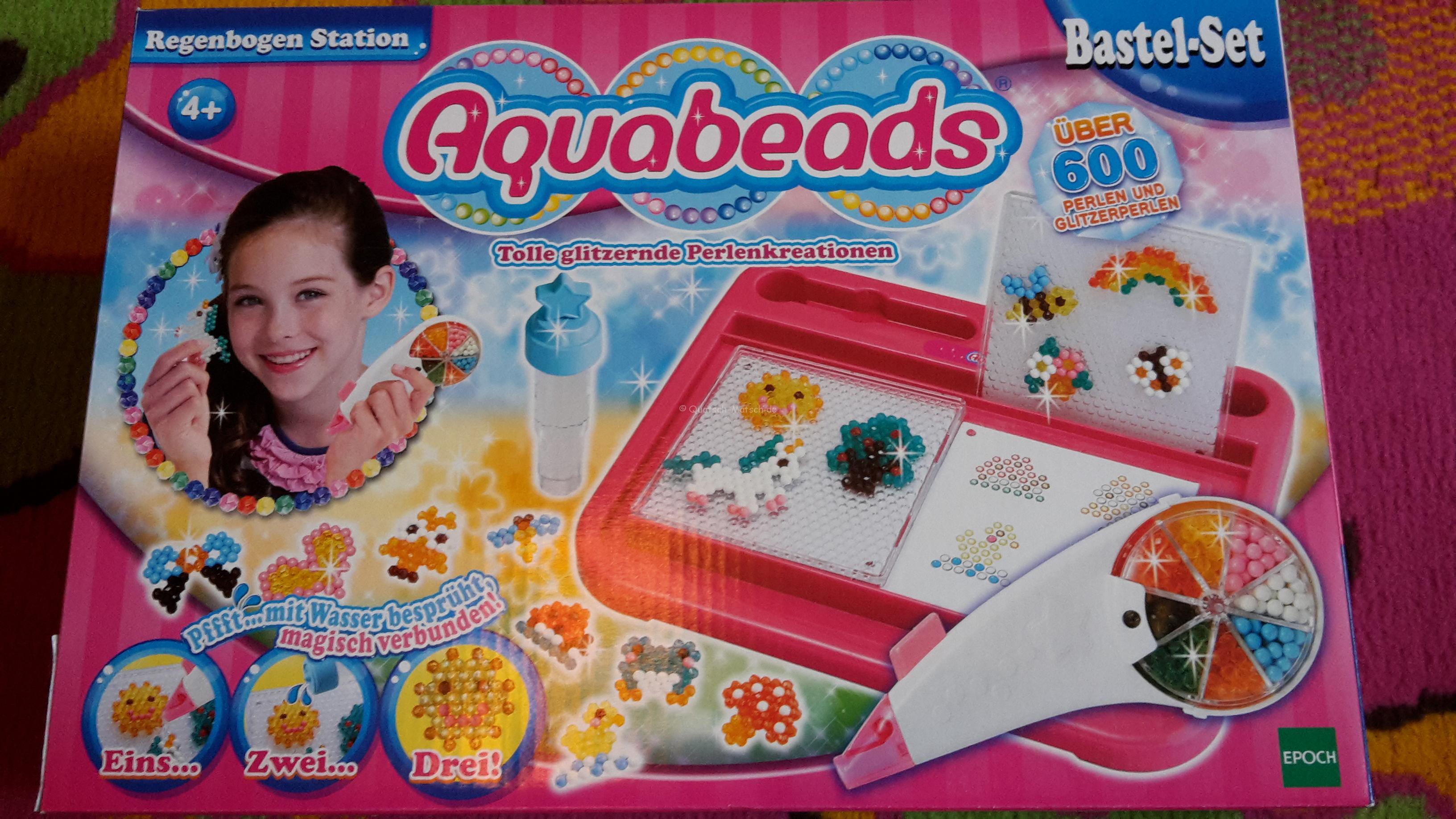 Aquabeads im Spielzeugtest