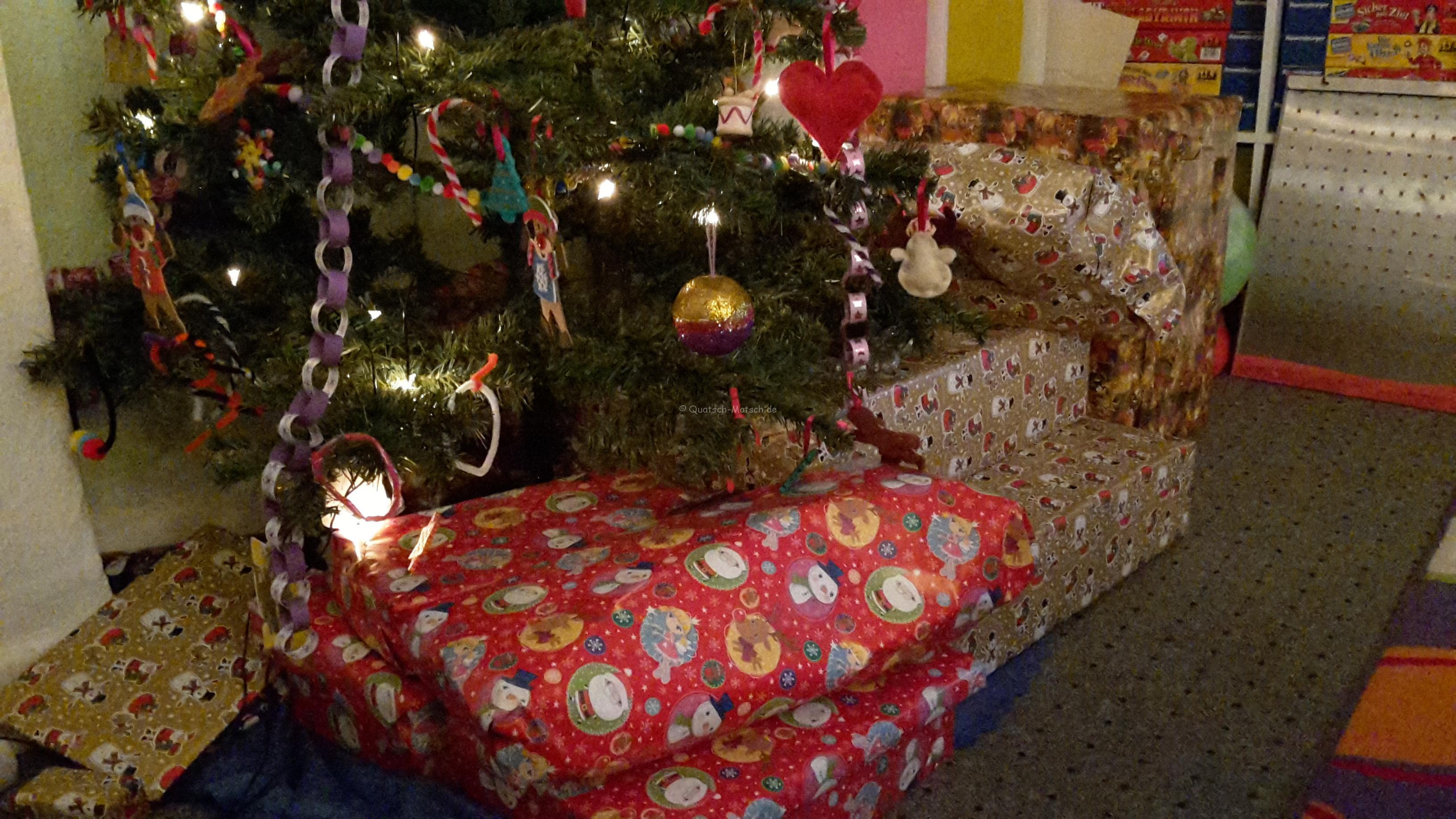 Weihnachten 2015 in Bildern