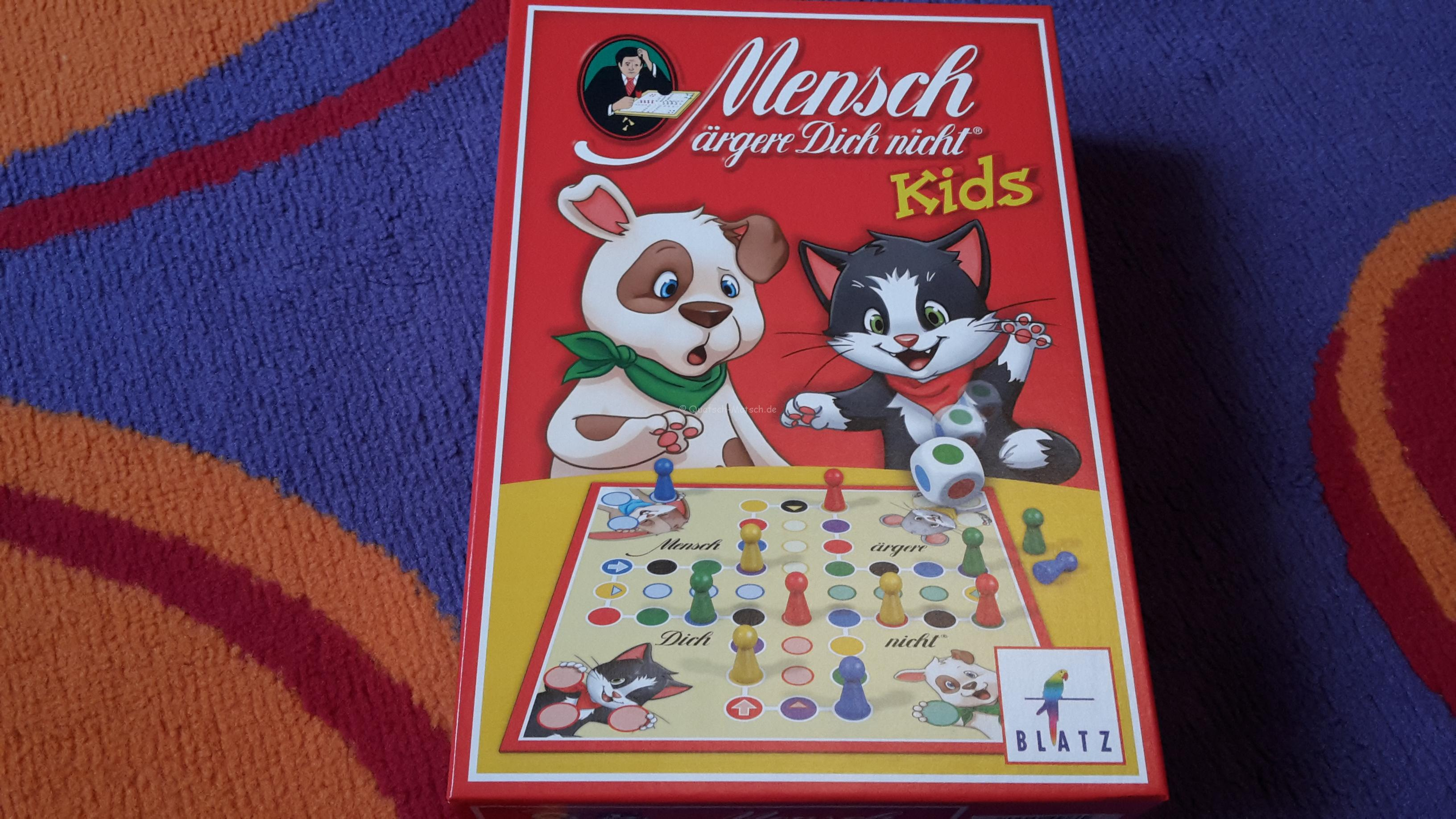 Mensch ärgere Dich nicht Kids – Spieletest