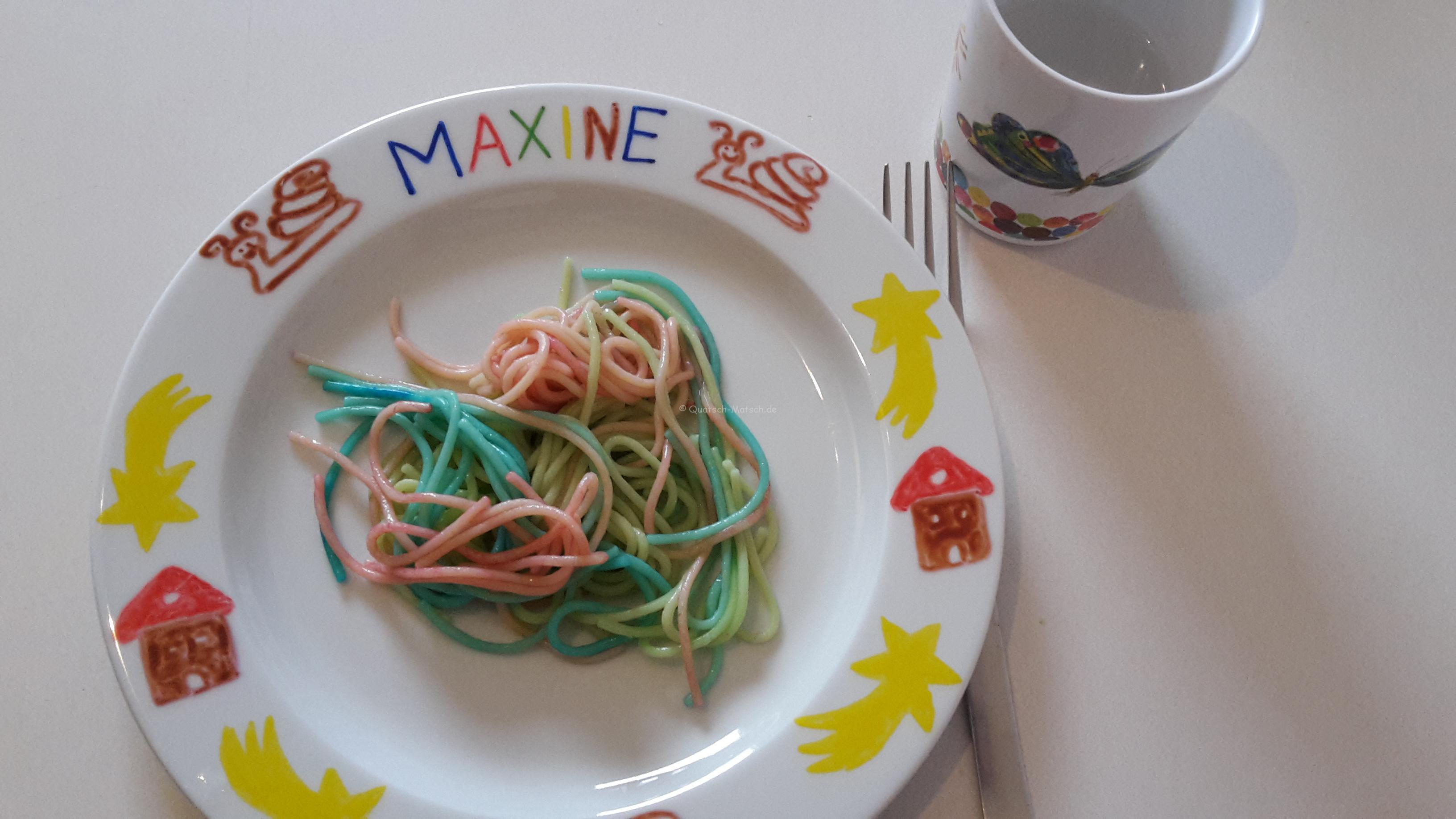 Regenbogen Nudeln – Ein leckeres Gericht für Kinder
