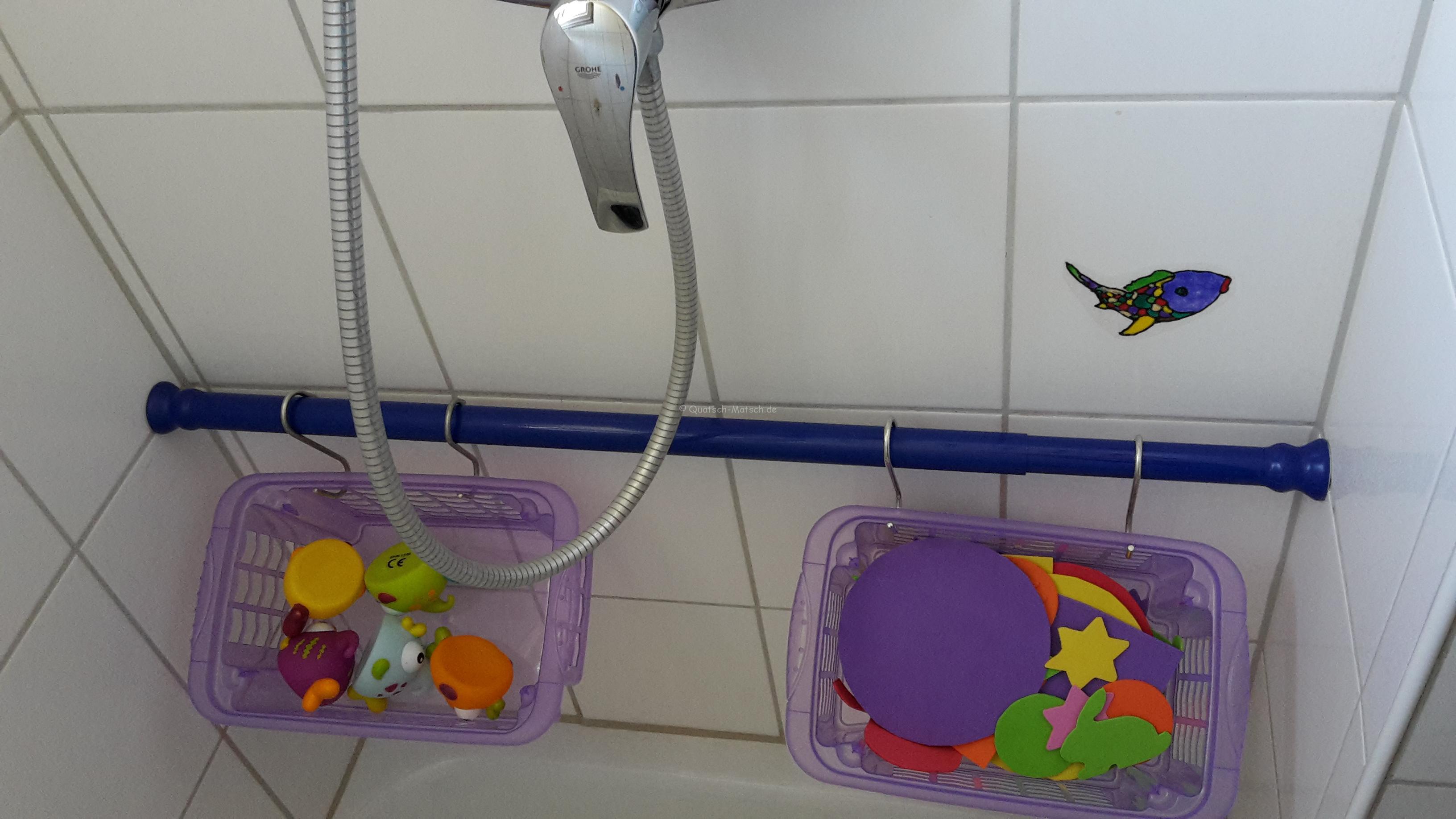Ordnung für die Dusche – Life Hack