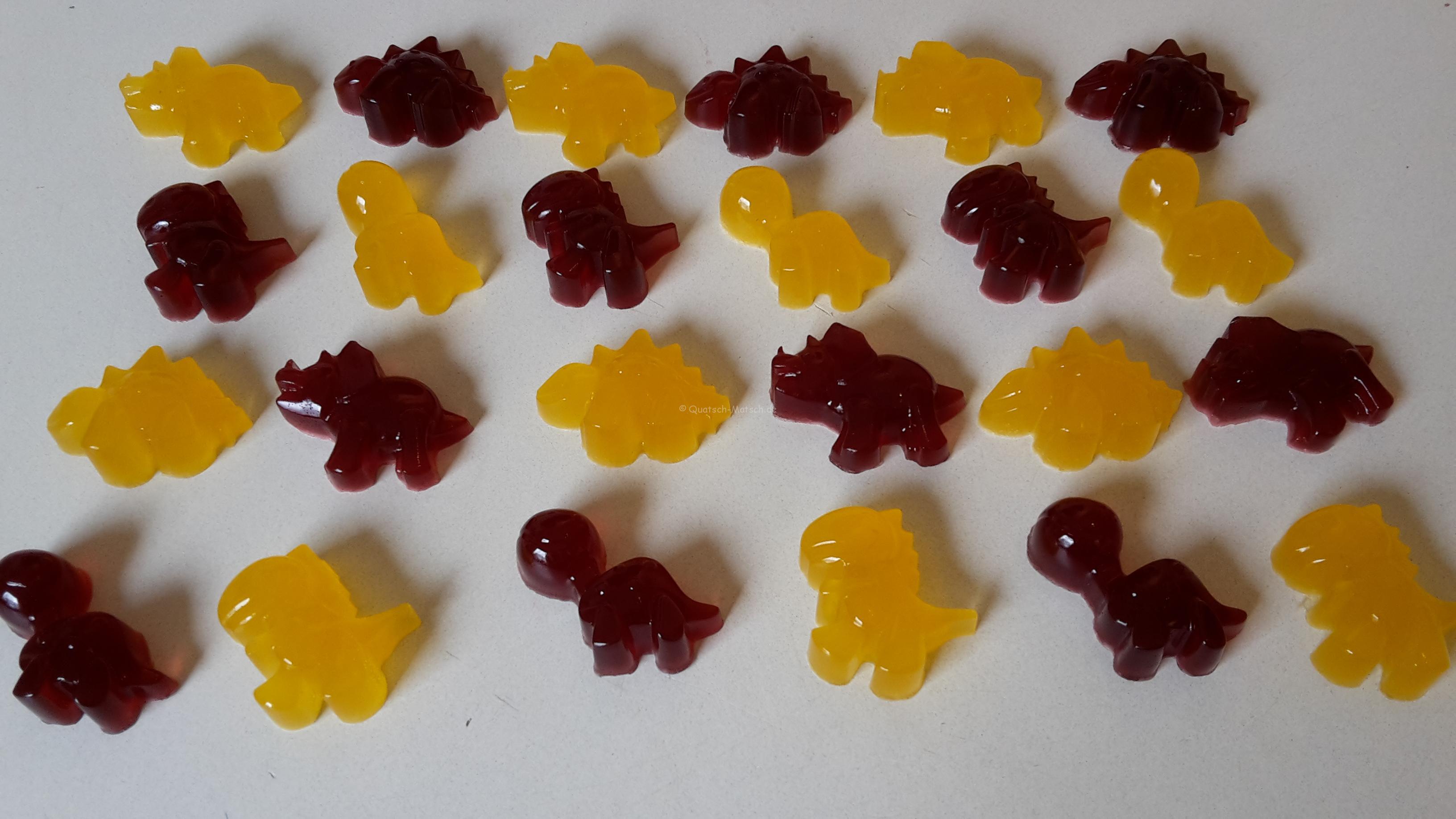 Gummibärchen selber machen – Natürliche Zutaten