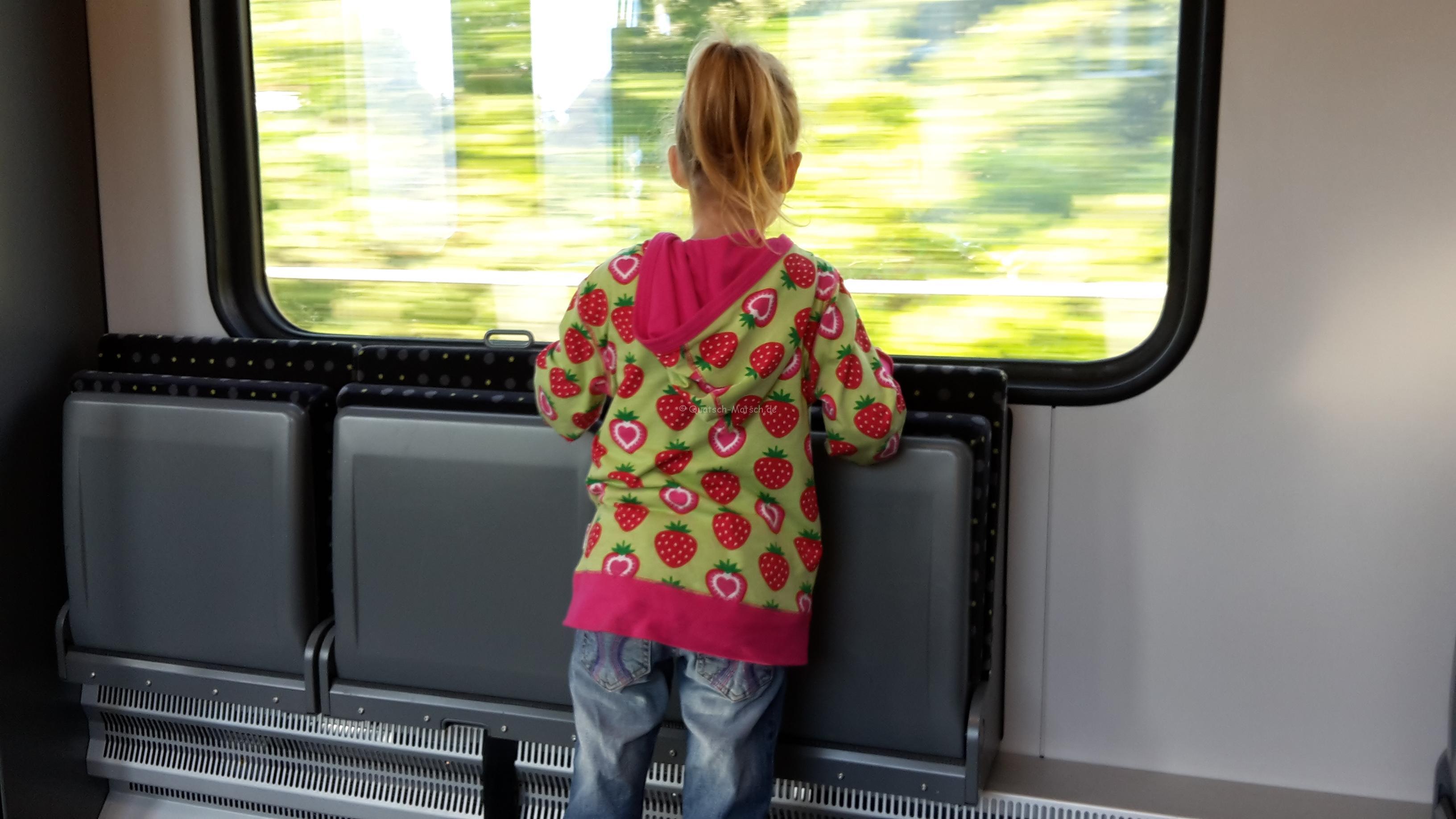 Mit der Regionalbahn Schleswig-Holstein nach Kiel