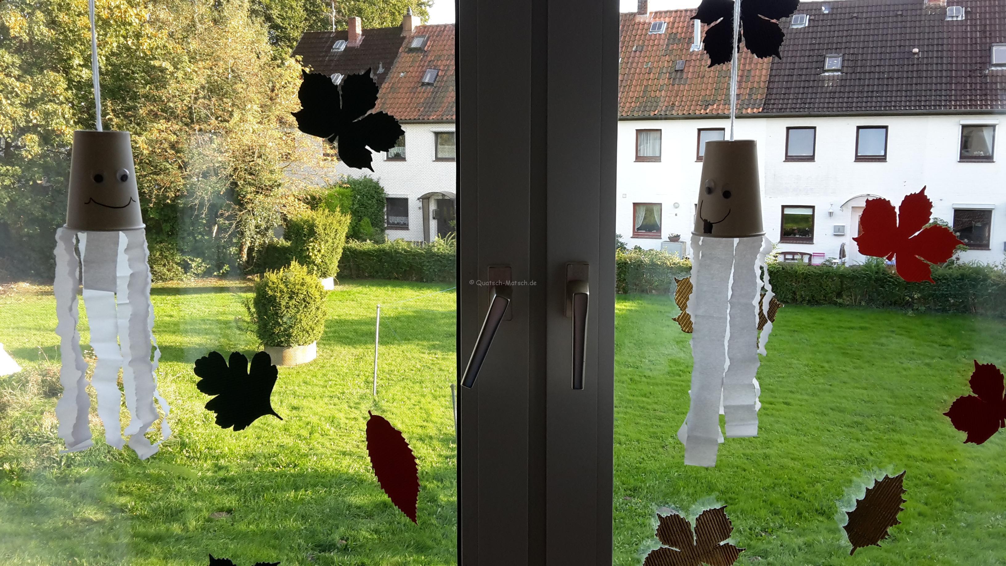10 Minuten Halloween Gespenst für Kids