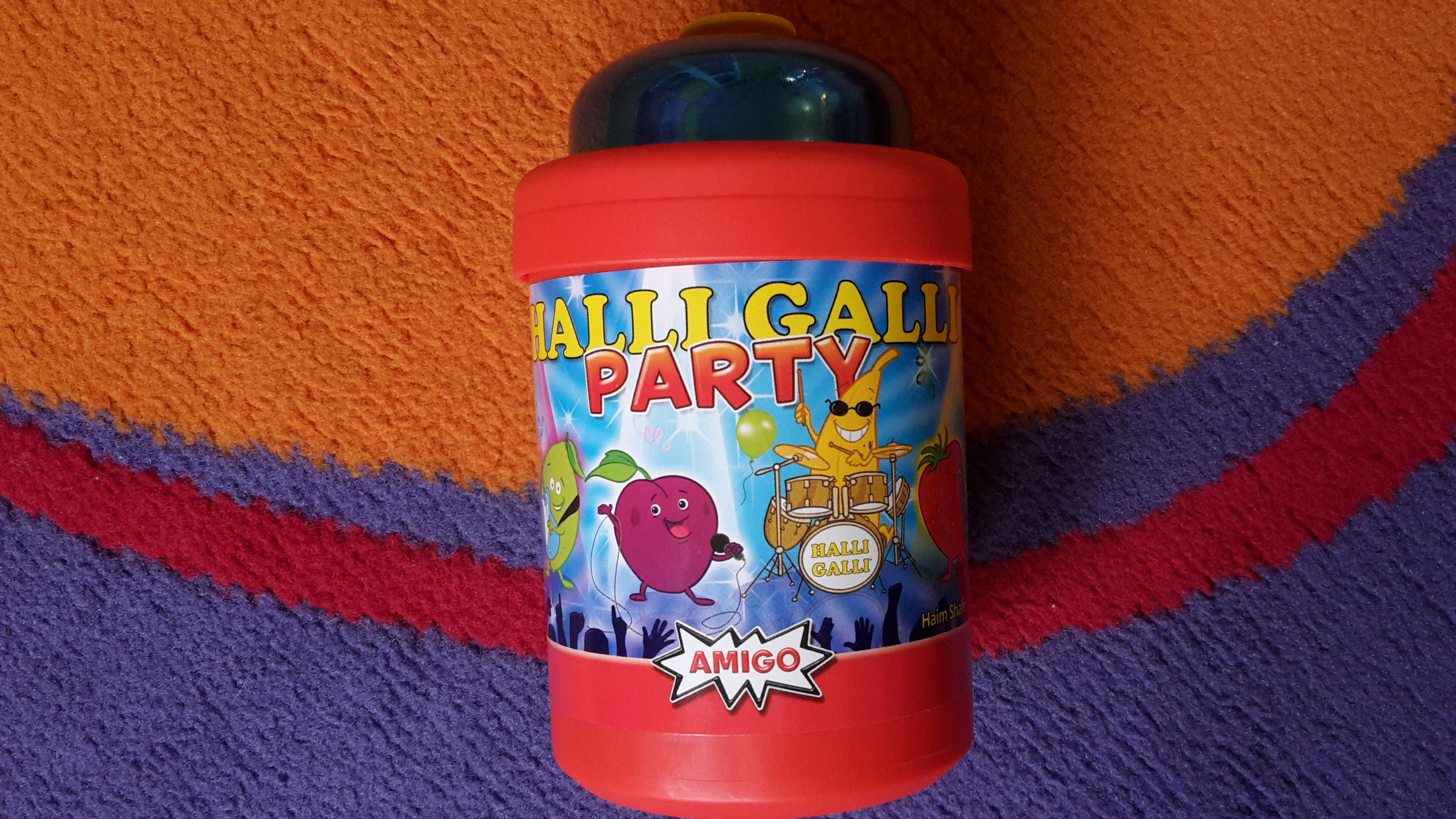 HALLI GALLI Party – Von AMIGO