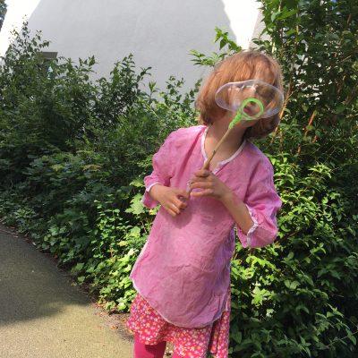 Ein geniales Seifenblasenrezept – DIY