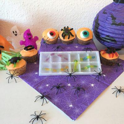 Leckeres zu Halloween mit Trolli Fruchtgummi