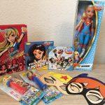Weihnachtliche Geschenkideen von den DC Super Hero Girls