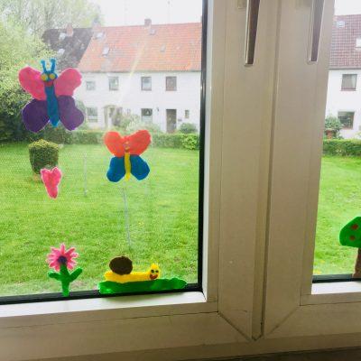 Mit Fensterknete die Fenster verschönern – Spielzeugtest